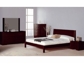 Alpha Contemporary Bedroom Collection