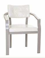 Amisco 30137 Jonas Chair with Padded Armrests