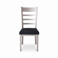 Amisco - 30154 - Owen Chair (Upholstered Seat)