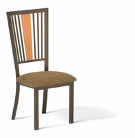 Amisco 30206 Madison Chair with Wood Backrest