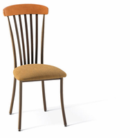 Amisco 30218 Tammy Chair with Wood Backrest