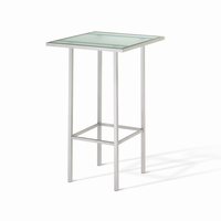 Amisco - 50838-A - Aden Table (Distressed Solid Wood Tabletop Included)