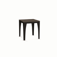 Amisco Cargo End Table (Distressed Solid Wood Tabletop Included)