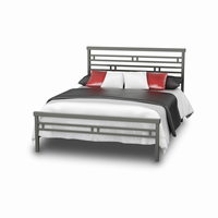 Amsico - 12316 - Orson Bed (with Versatile Mattress Support)