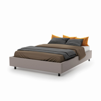Amsico - 12500 - Cumulus Upholstered Bed