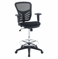 Articulate Drafting Chair, Black [FREE SHIPPING]