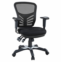 Articulate Mesh Office Chair, Black [FREE SHIPPING]