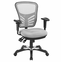 Articulate Mesh Office Chair, Gray [FREE SHIPPING]