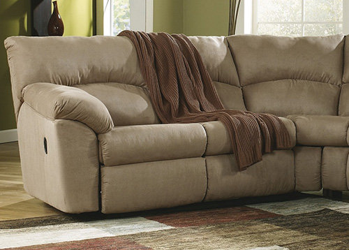 Ashley 61700 48 Amazon Laf Reclining Loveseat