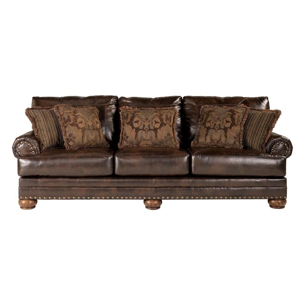 Ashley 99200 38 Chaling Durablend Sofa