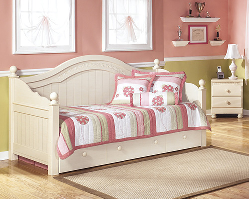 Ashley B213 50 80 B100 81 B100 82 Cottage Retreat Day Bed With Trundle Panel