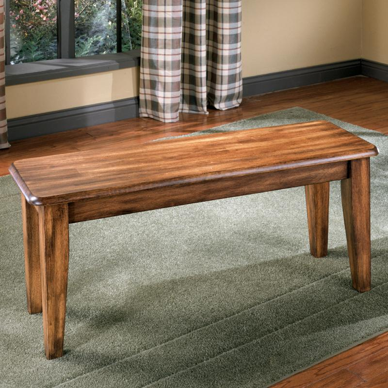Ashley D199 00 Berringer Large Dining Room Bench
