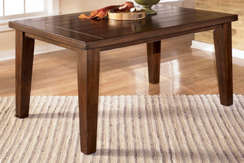 Ashley D442 25 Larchmont Rectangular Dining Room Table