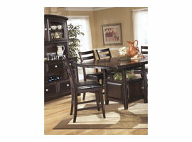 Dining groups for Ridgley dining room set