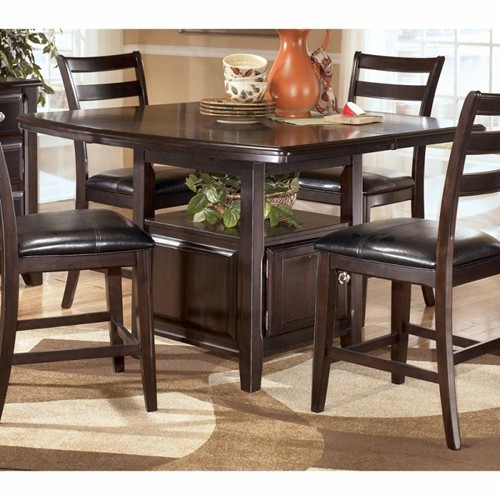 D520 32 Ridgley Square Dining Room Counter Extension Table