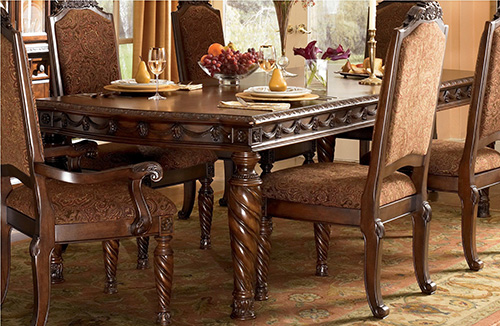 North Shore Dining Room Extension Table : Ashley Furniture Clearance Sales  Off Myideasbedroom