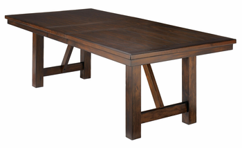 Ashley D696 45 Holloway Rectangular Dining Room Extension Table