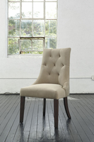 Mestler - D540-202 - Dining UPH Side Chair (2/CN) - Light Brown