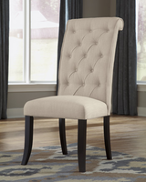 Tripton - D530-01 - Dining UPH Side Chair (2/CN) - Linen