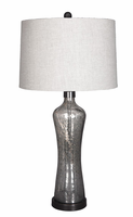 Sharrona - L430214 - Glass Table Lamp (1/CN) - Gray