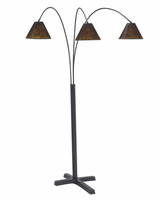 Sharde - L725049 - Metal Arc Lamp (1/CN) - Black