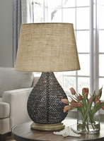 Aimon - L207064 - Metal Table Lamp (1/CN) - Bronze Finish