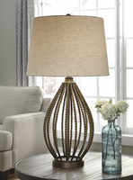 Darrius - L207034 - Metal Table Lamp (1/CN) - Bronze
