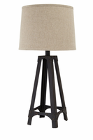 Satchel - L207984 - Metal Table Lamp (1/CN) - Brown