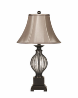 Ondreya - L442234 - Metal Table Lamp (2/CN) - Bronze Finish