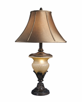 Danielle - L530944 - Poly Table Lamp (2/CN) - Bronze Finish