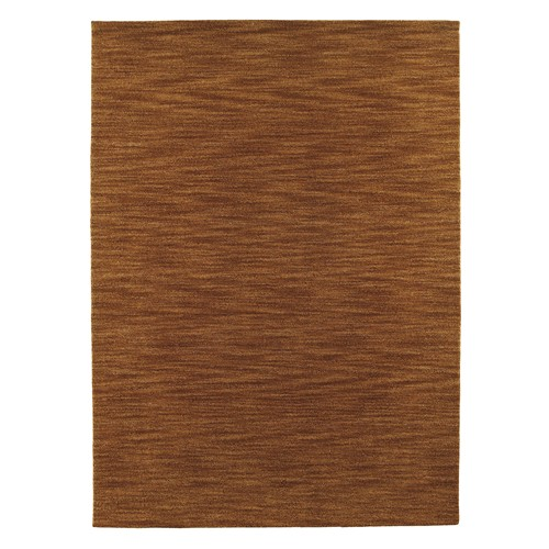 Ashley R315002 Channa Tangerine Medium Rug