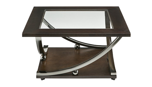 ashley t628-8 rollins square cocktail table