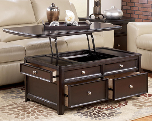 t771-20 carlyle lift top cocktail table