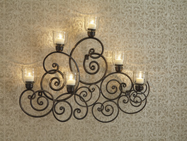 Durin - A8010092 - Wall Sconce - Dark Bronze Finish