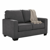 Ashley-Zeb-Charcoal-Twin Sofa Bed
