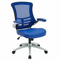 Attainment Office Chair, Blue [FREE SHIPPING]
