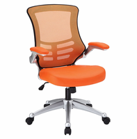 Attainment Office Chair, Orange [FREE SHIPPING]