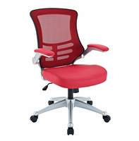 Attainment Office Chair, Red [FREE SHIPPING]
