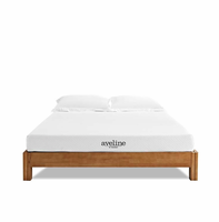 "Aveline 6"" Queen Mattress, White [FREE SHIPPING]"