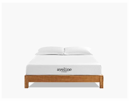 "Aveline 8"" Full Mattress, White [FREE SHIPPING]"