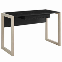 Become Writing Desk, Natural Black [FREE SHIPPING]