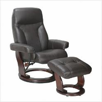 Benchmaster Euro Line - Milano Leather Recliner