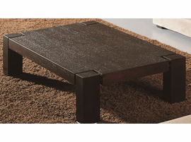 Beverly Hills Becks Wenge Coffee Table