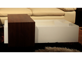 Beverly Hills Bench Coffee Table