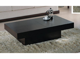 Beverly Hills Nile Rectangular Wenge Coffee Table