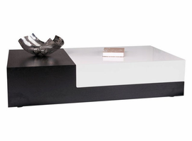 Beverly Hills Slide Coffee Table