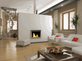 Bio Ehanol Fireplace - Anywhere Fireplace