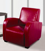 Beverly Hills  Blair Leather Club Chair