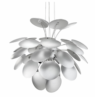 Bloom Chandelier, Silver [FREE SHIPPING]