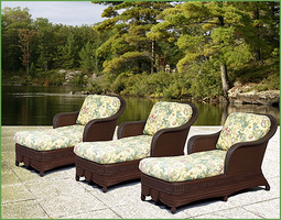 Boca Rattan Outdoor Furniture Collection